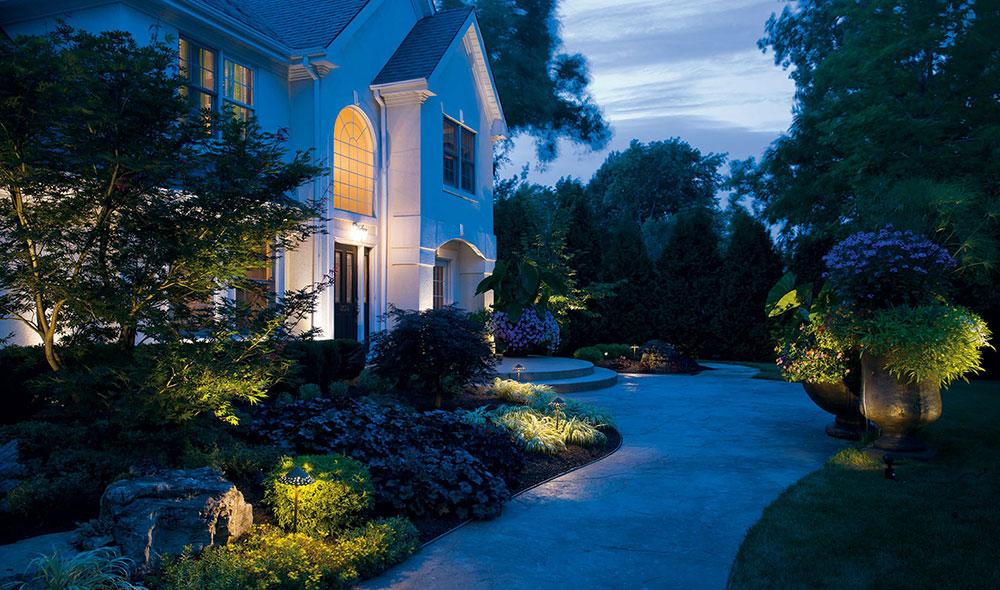Kichler landscape lighting gallery