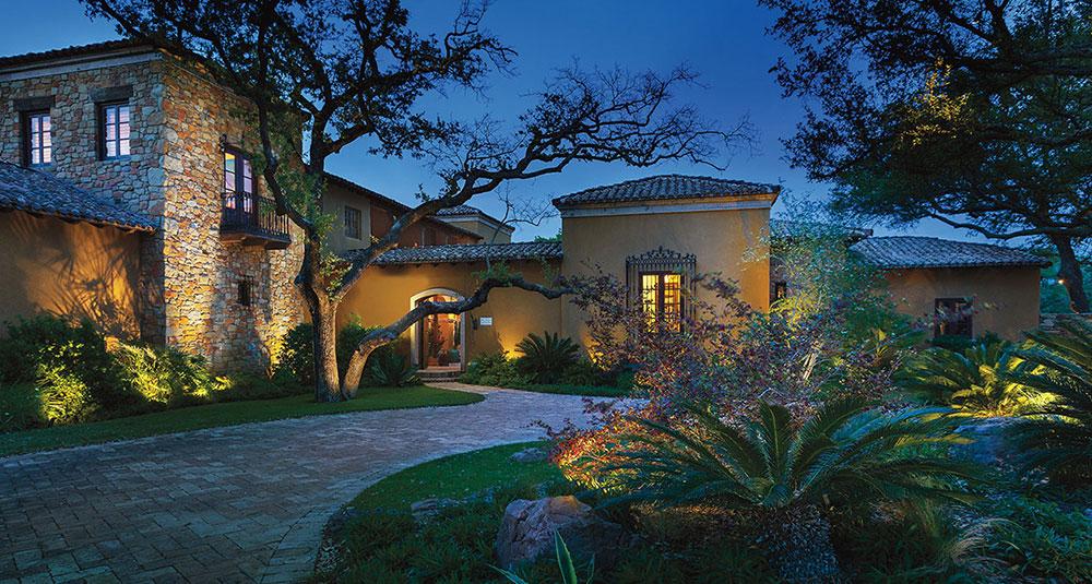 House Outdoor Lighting Outdoor lighting sonnenberg landscaping workwithnaturefo