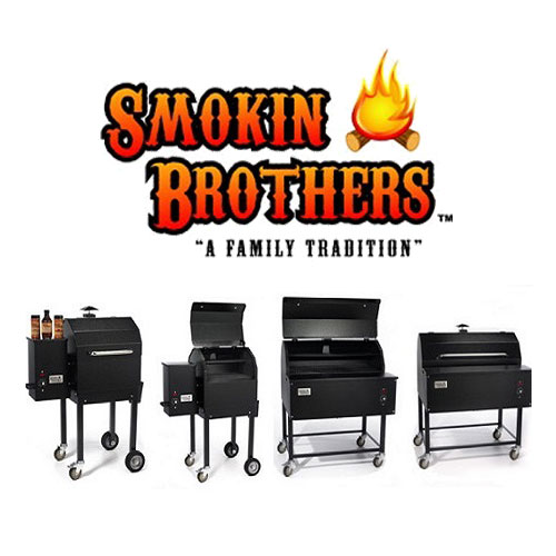 Smokin Brothers Pellet Grills